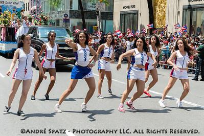Anasco Social Club Dancers performing