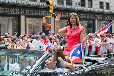Yolanda Vega - NY Loto and TV Celebrity