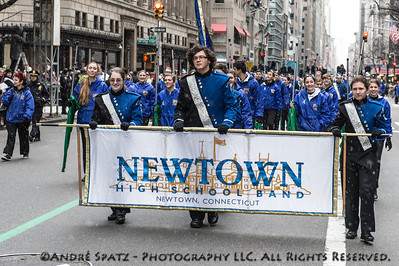 Newtown CT - High School Band