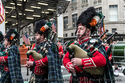 FDNY Emerald Society Pipes & Drums