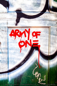 Army of One....