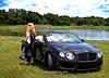 Continental GTC V8 Bentley with Susan Bulkin-Short by InstudioEphoto.com