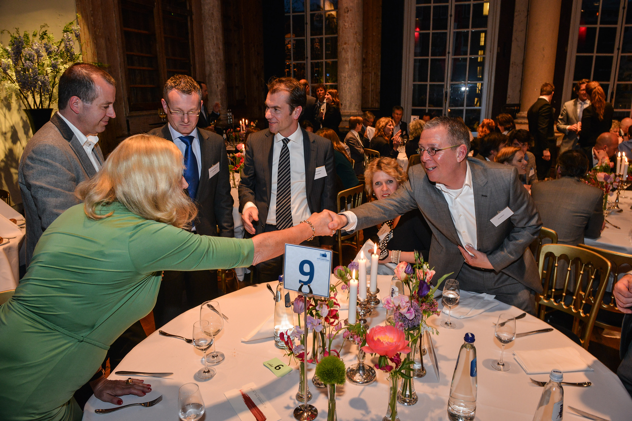 WTC Business Club Dinner @ FelixMeritis