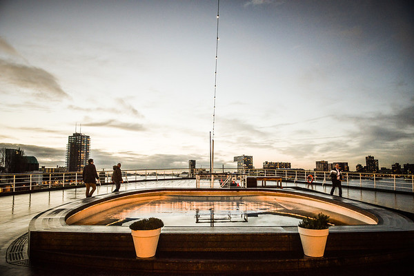 SS Rotterdam tour