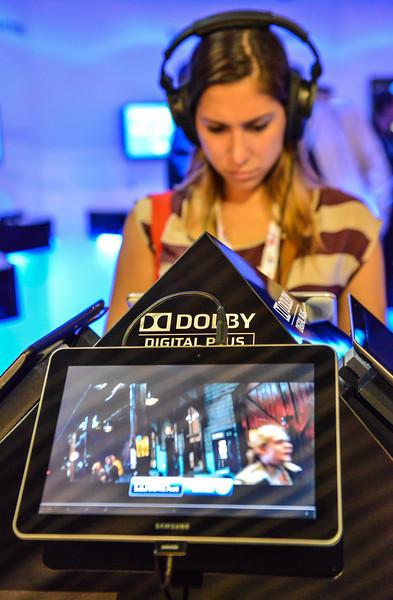Dolby, IBC @RAI