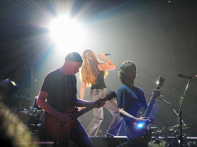 Faith Hill & Band