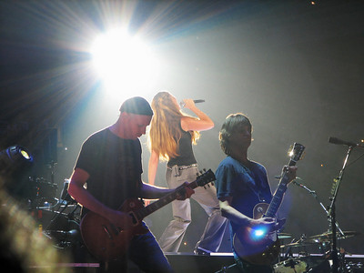 Faith Hill & Band
