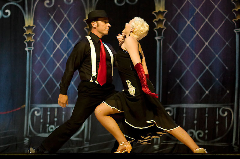 """""""Life is a Cabaret"""" Fall Showcase at Leon Auditorium, Tallahassee, FL"""