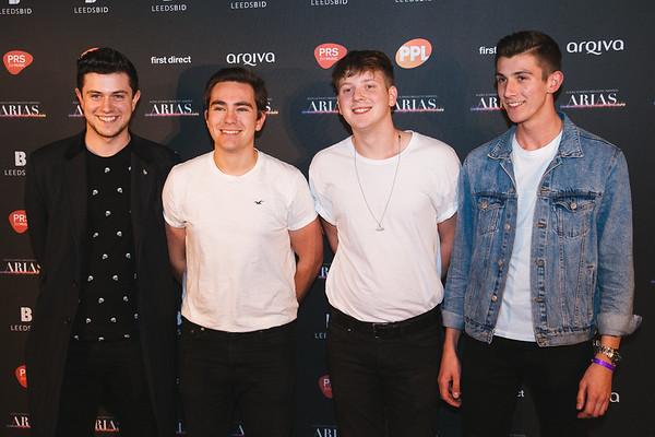 ARIAS Awards - 2018