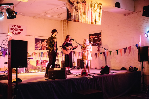 The Arts Barge Presents... Young, Talented & Beautiful