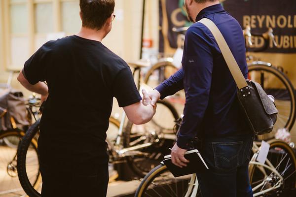 Bespoked Handmade Bicycle Show 2017, Bristol.