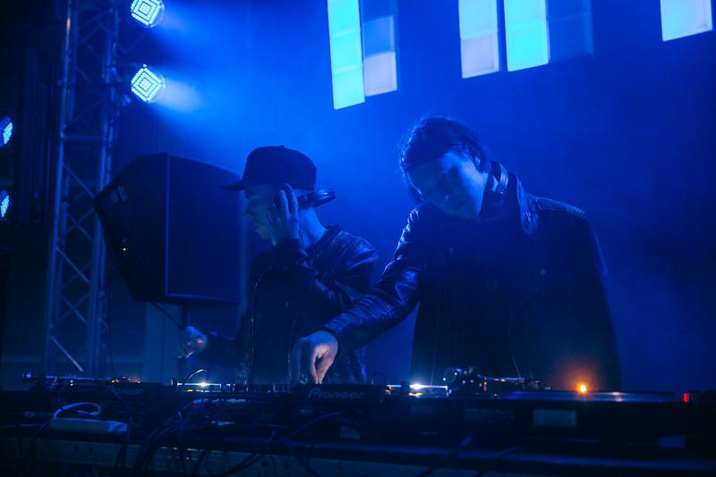Jaymo & Andy George