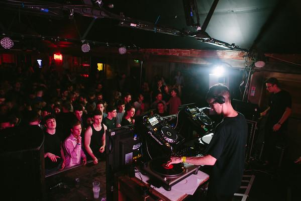 BlackBox & Friends: Label Launch Party    Fibbers, York.