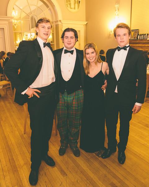Univeesity of York's Caledonian Society: Burns Night Ball.