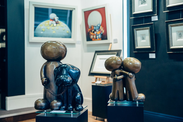 Whitewall Galleries Present Doug Hyde: Friends Reunited.