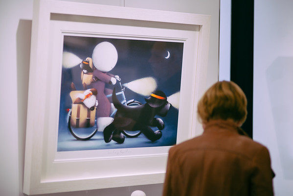 Doug Hyde at Whitewall Leeds.