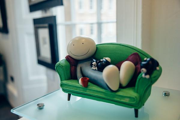 Whitewall Galleries Present Doug Hyde: Friends Reunited.