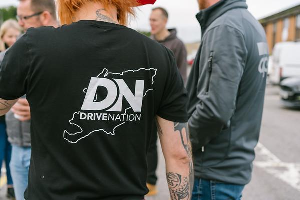 Day 1 - Drivenation NC500