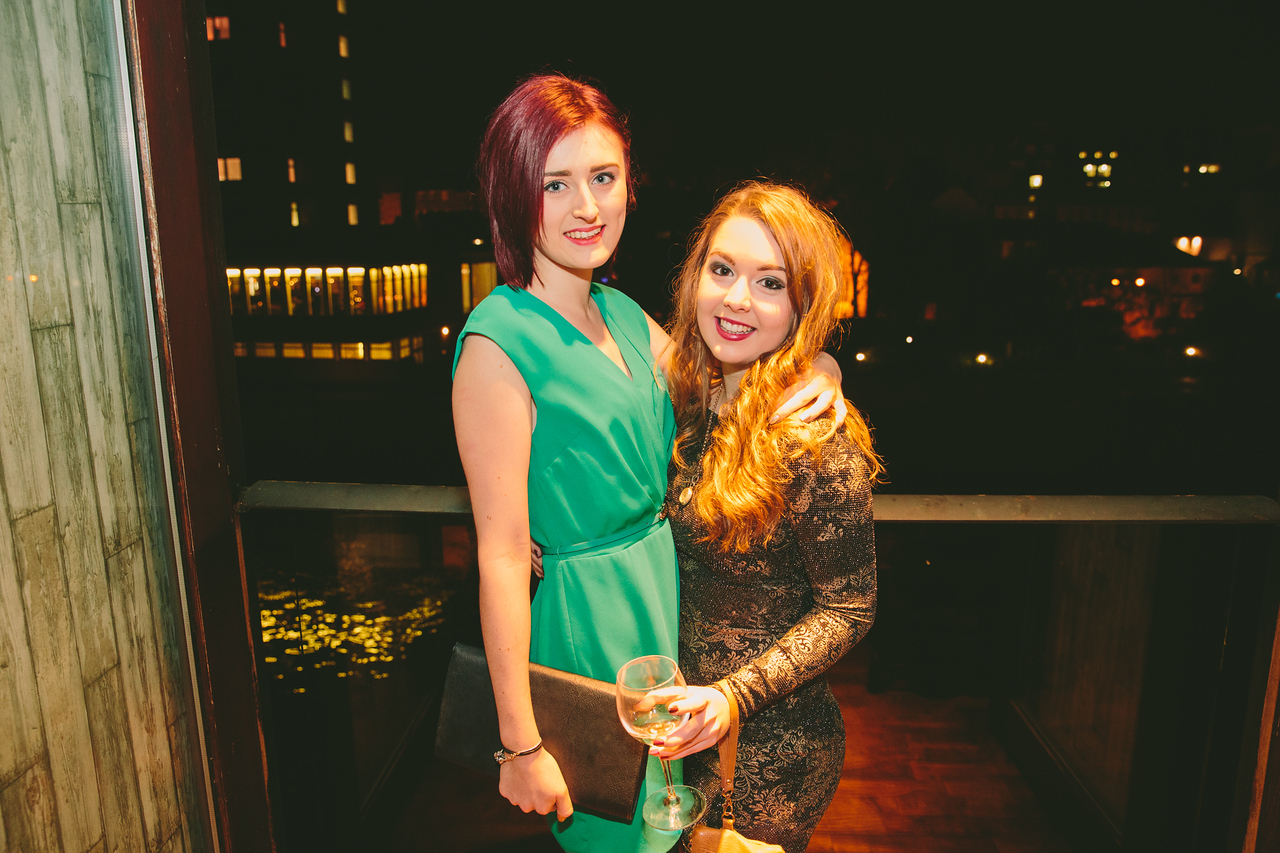 History Society's Yule Ball 2014