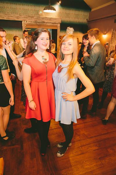 History Society's Yule Ball 2014