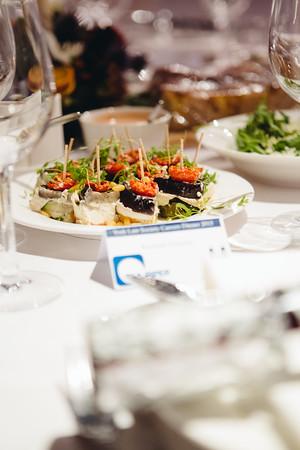 Law Society Careers Dinner 2015, the Hospitium - york.