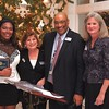 Members and guests of the Mauldin Chamber of Commerce attend the chamber's 2012 annual banquet Thursday, Nov. 15 at the Ryan Nicholas Inn. In addition to dinner, several members were honored for their contributions to the chamber and numerous door prizes were awarded.