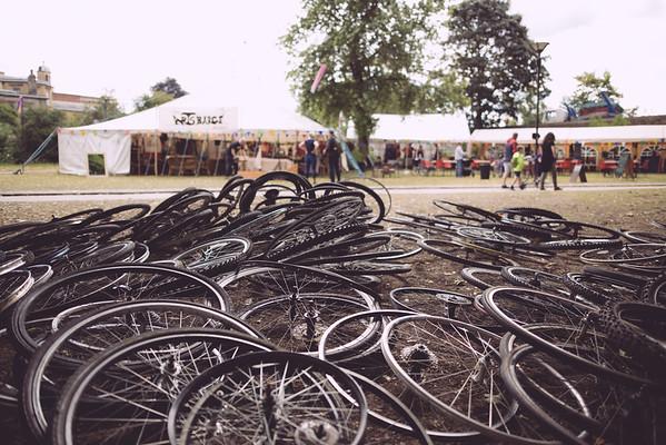 Riverside Festival 2016, Thursday 20th July.