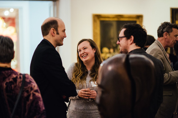 University of York's History of Art Reception & Annual Donor Event
