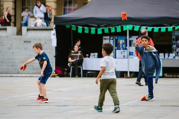 Wellbeing & Community Festival