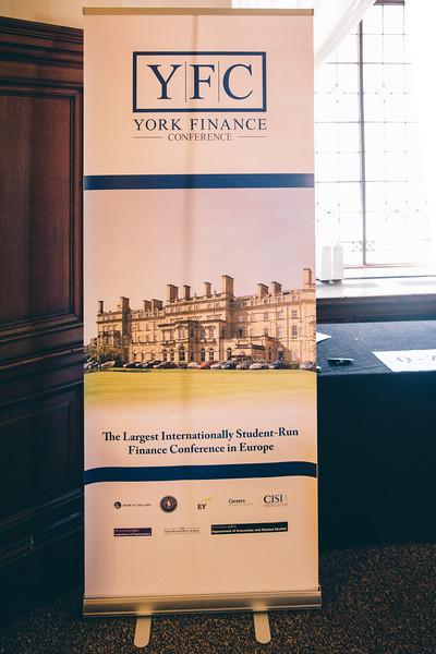 York Finance Conference