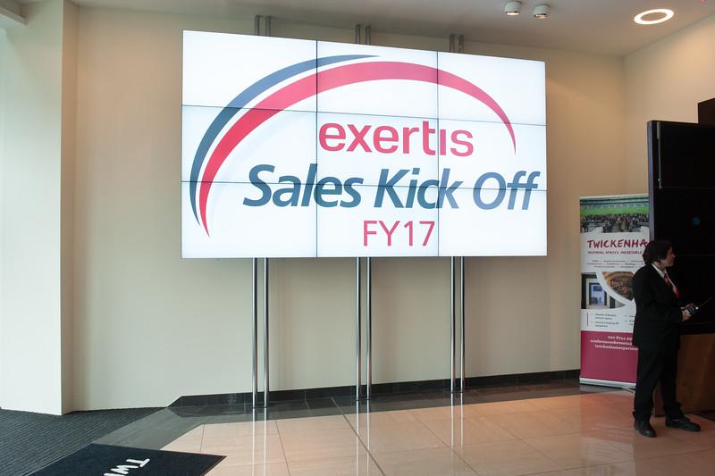 Sales Kick Off FY17