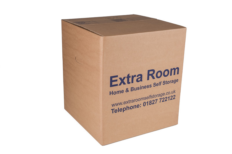 Extra Room Self Storage - Boxes and Locks