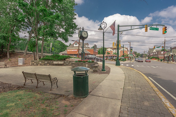 Fanwood Town Center