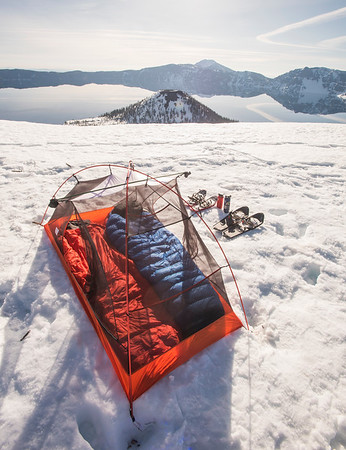 Snowshoe Backpacking Essentials
