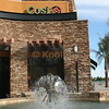 Cosi Restaurant Misting System and Misting Fans