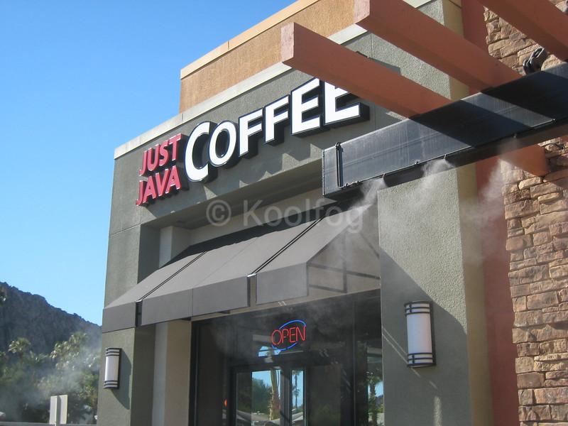 Just Java Coffee Up Close