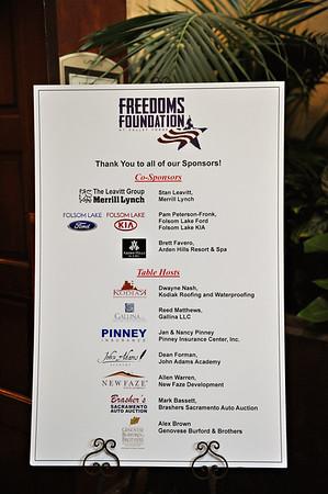 Freedom Foundation 2014