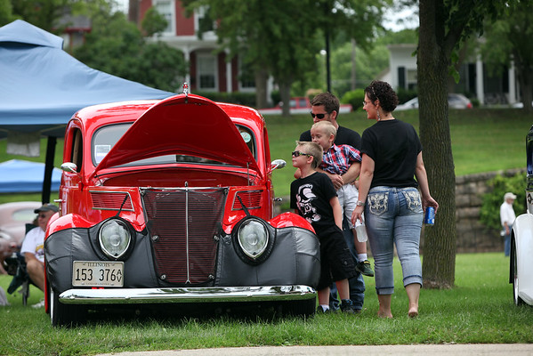 Galena Antique Car Show
