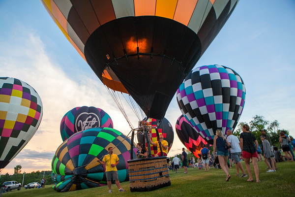 Galena Balloon Race