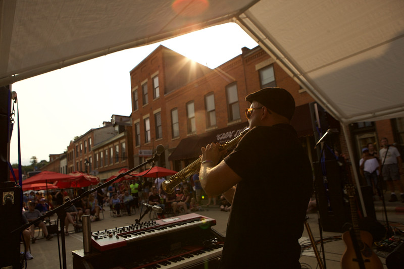 Galena Block Party