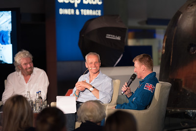 Virgin Galactic Future Astronaughts Event