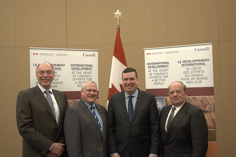 Canadian Government Event