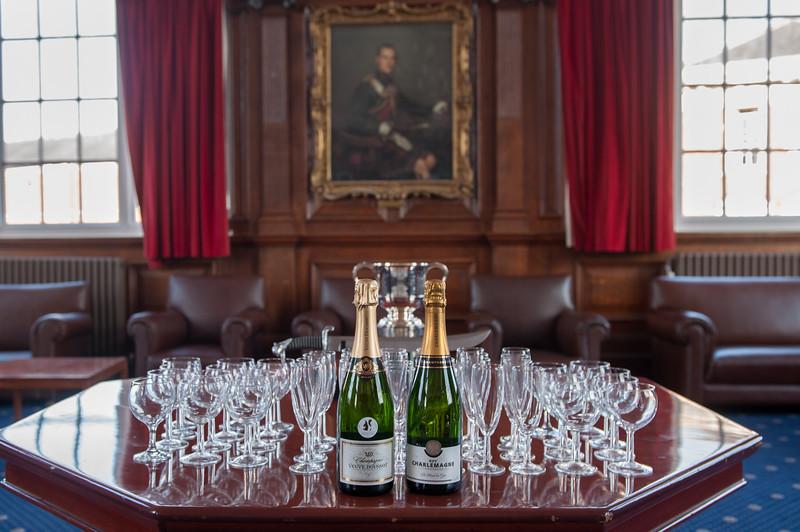 Sandhurst Champagne Tasting