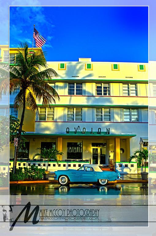 Avalon Hotel - South Beach Miami