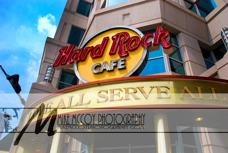 Cleveland Hard Rock Cafe