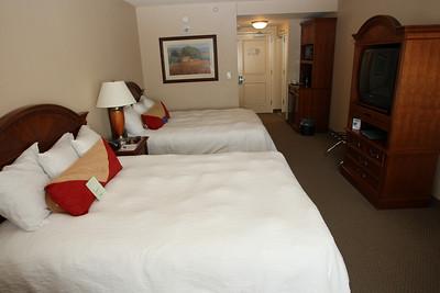Hilton Garden Inn 7/31/2009 & Gateway - New Y