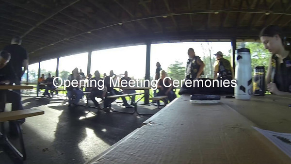 Opening Meeting Ceremonies