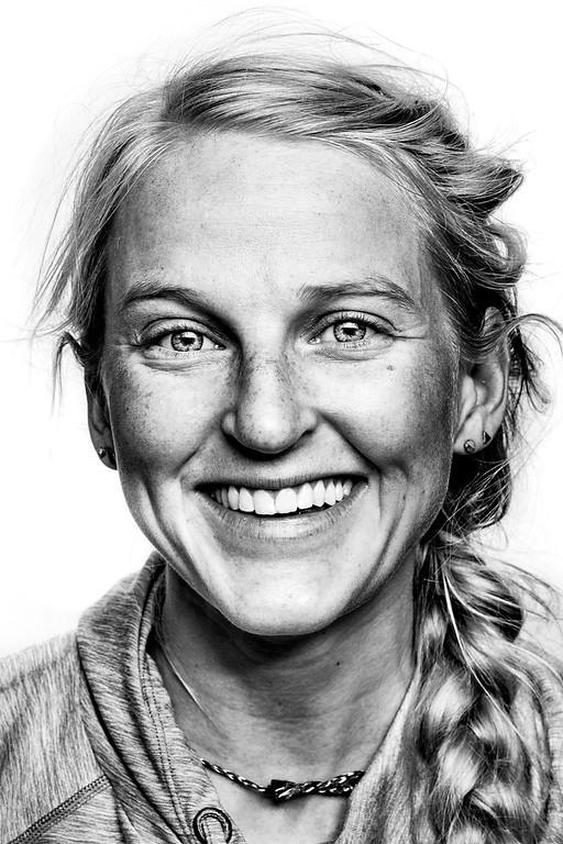 Emily Harrington, Climber, The North Face