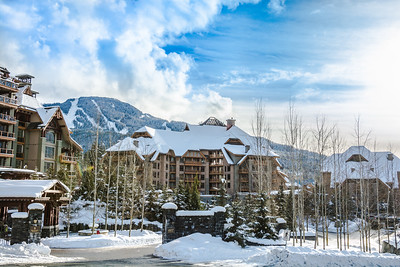 Luxury Property Commission - Four Seasons Resort and Residences Whistler, Canada - BHA Architecture