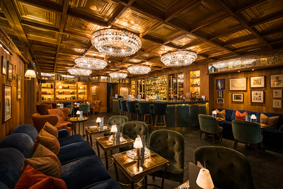 The K bar interior, Kensington Hotel, London